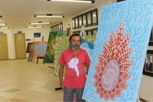 Ataliba Lima, artista plástico barreirense