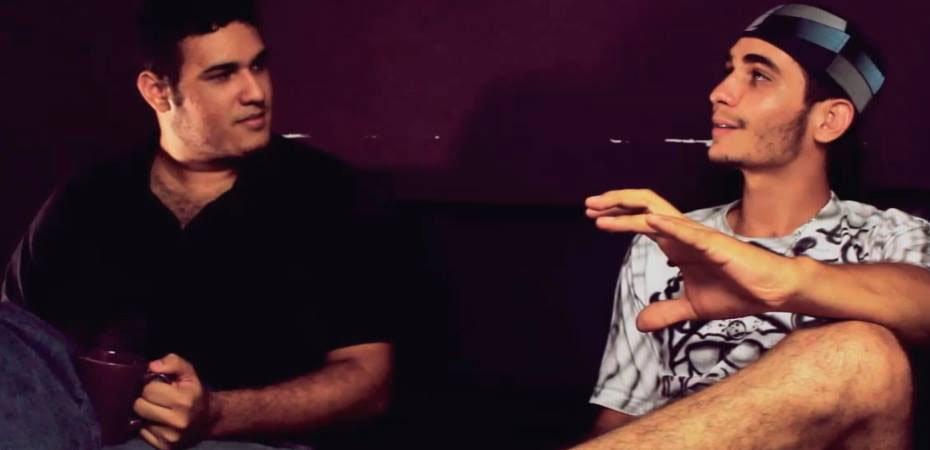 Gustavo Ribeiro entrevista Lucas Senzalla