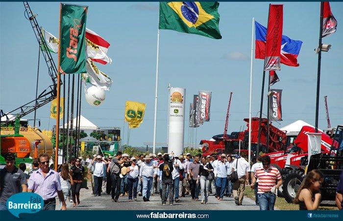 Foto arquivo (Bahia Farm Show em Luís Eduardo Magalhães/BA)