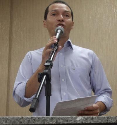 Vereador Tito, presidente da Câmara Municipal de Barreiras