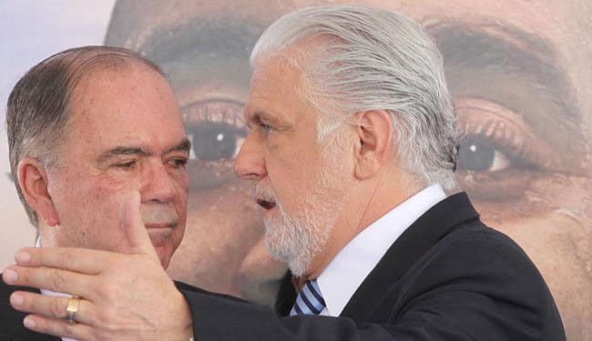 Leão foi indicado pelo PP, que tem mais força eleitoral do que o PDT, afirmou Wagner