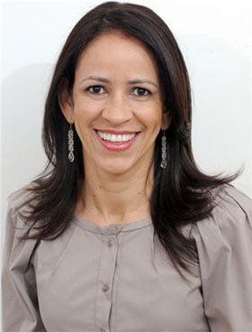 Deputada Kelly Magalhães (PCdoB) | Foto: Divulgação