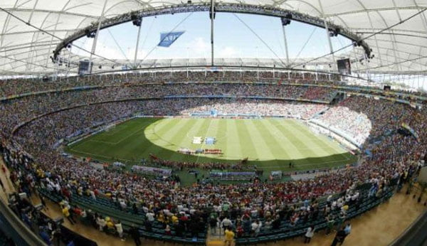 Copa do Mundo terá carga extra por desistências de público   Fabrizio Bensch - Agência Reuters