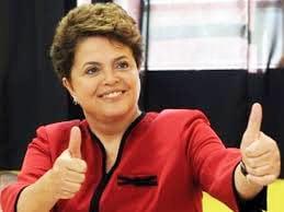 Dilma, segundo Ibope, venceria também o segundo turno | Foto: reprodução Internet