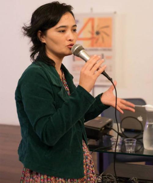 Curso de financiamento do audiovisual com Raquel Leiko