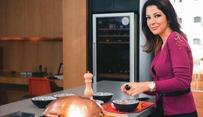 """Apresentadora agora comanda um programa que escolherá o """"master chef""""   Foto: Divulgação"""