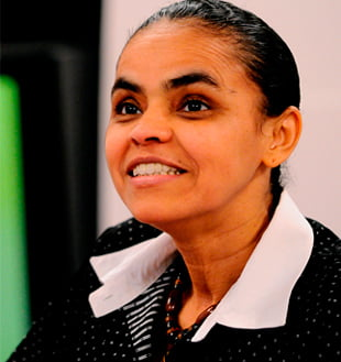 Marina Silva, candidata do PSB   Foto: reprodução