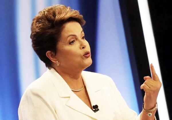 Dilma Rousseff   ©Foto: Nacho Doce/Reuters