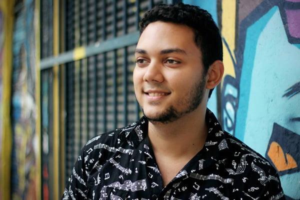 Kennel Rogis, realizador audivisual | Foto: Divulgação