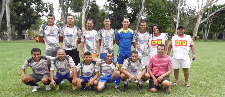 Equipe campeã do Torneio, Ambiente Cobrança | Foto: Osmar Ribeiro/Falabarreiras