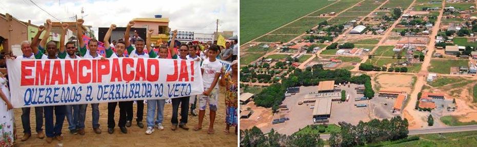Roda Velha e Rosário contam os dias para se emanciparem   Fotos: Divulgação