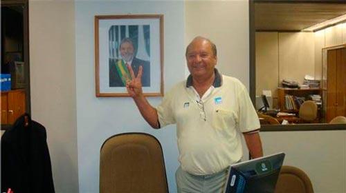 Romualdo Rodrigues Setúbal, ex-prefeito de Santa Rita de Cássia | Foto: Reprodução www.bahiapolitica.com.br