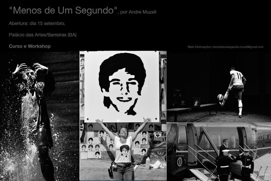 André Müzell apresenta seu trabalho no Palácio das Artes em Barreiras a partir do dia 15 de setembro | Foto: Divulgação