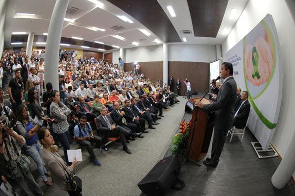 """""""Todos os desafios podem ser superados"""", diz o Governador   Foto: Manu Dias/GovBA"""