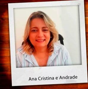 Pastora Ana Cristina e Andrade Silva, autora do livro | Foto: Divulgação