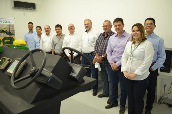 Centro de Treinamento recebe doação de Laboratório de Tecnologia AMS | Foto: Virgília Vieira/Abapa