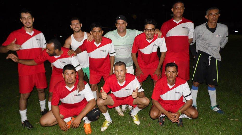 EPCL, campeão do torneio   Foto: Osmar Ribeiro/Falabarreiras