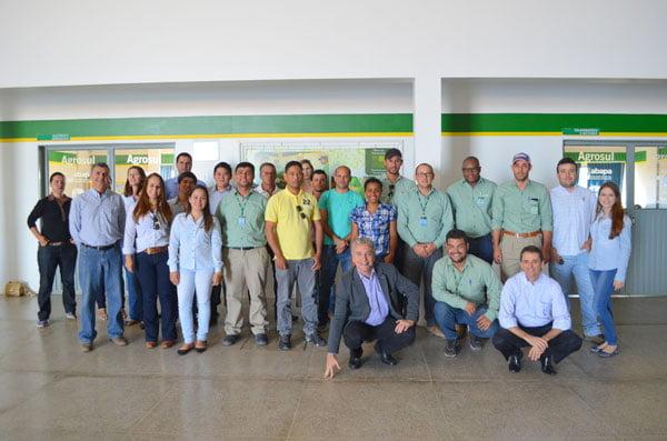 O curso foi ministrado no Centro de Treinamento Parceiros da Tecnologia | Foto: Virgília Vieira/Ascom Abapa