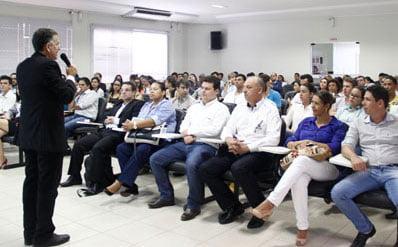 Fórum ABRH-BA em Barreiras   Foto: Ascom Aiba