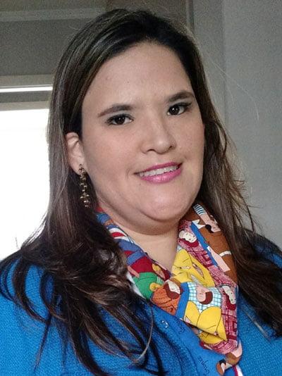 Ana Regina Caminha Braga, psicopedagoga e especialista em educação especial e em gestão escolar | Foto: Divulgação