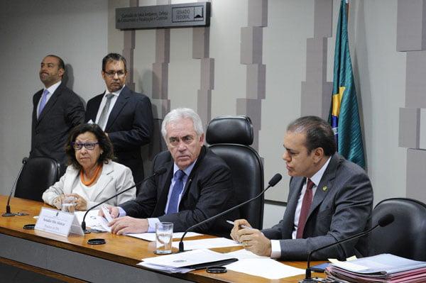 CMA - Comissão de Meio Ambiente, Defesa do Consumidor e Fiscalização e Controle   Foto: Edilson Rodrigues/Agência Senado