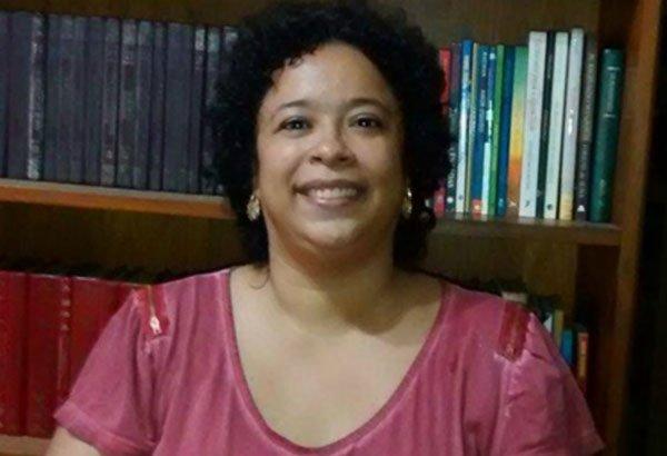 Alexandra Vieira de Almeida, escritora e doutora em Literatura Comparada (UERJ)   Foto: Divulgação