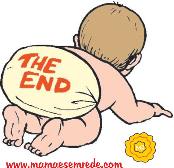 O desfralde gera economia para o orçamento familiar   Figura ilustrativa - Reprodução: http://docemanuela.blogspot.com.br/