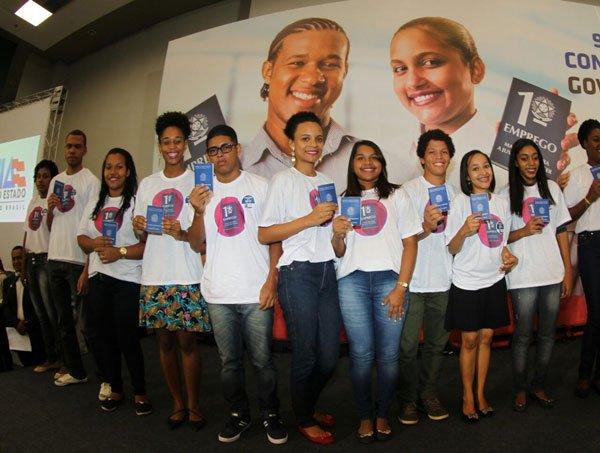 Trabalhadores terão carteira assinada e plano de saúde | Foto: Manu Dias/GOVBA