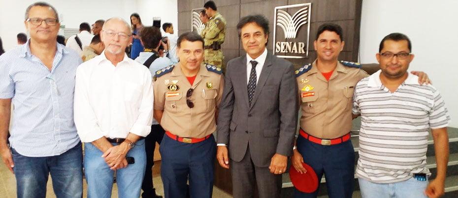A partir de Janeiro LEM contará com unidade do Corpo de Bombeiros | Foto: Fernando Pop