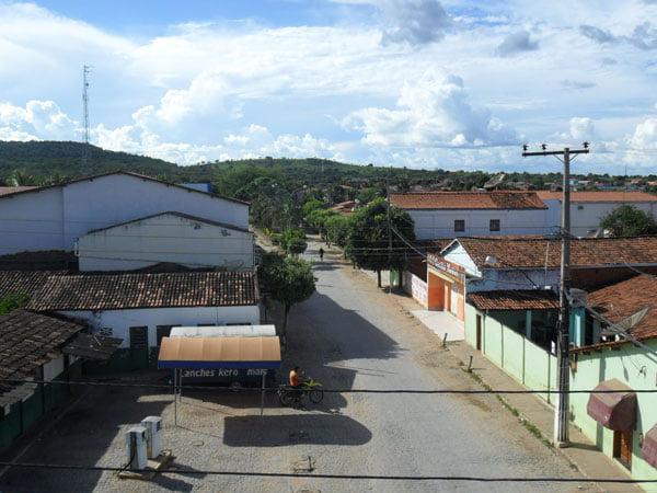 Neste início de ano Serra Dourada receberá dois Sistemas de Abastecimento de Água | Foto: Reprodução http://static.panoramio.com/