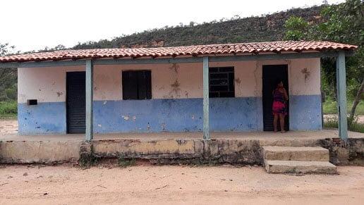 Escola da Mata da Cahoeira, nucleada para Cerradão   Foto: Divulgação