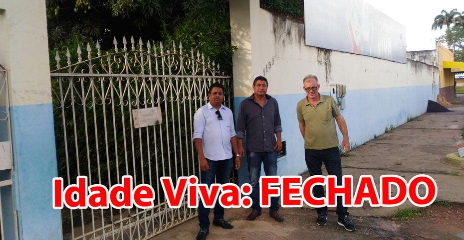 Vereadores da Comissão Fiscalizadora não encontraram nenhum órgão em funcionamento | Foto: Osmar Ribeiro/Falabarreiras