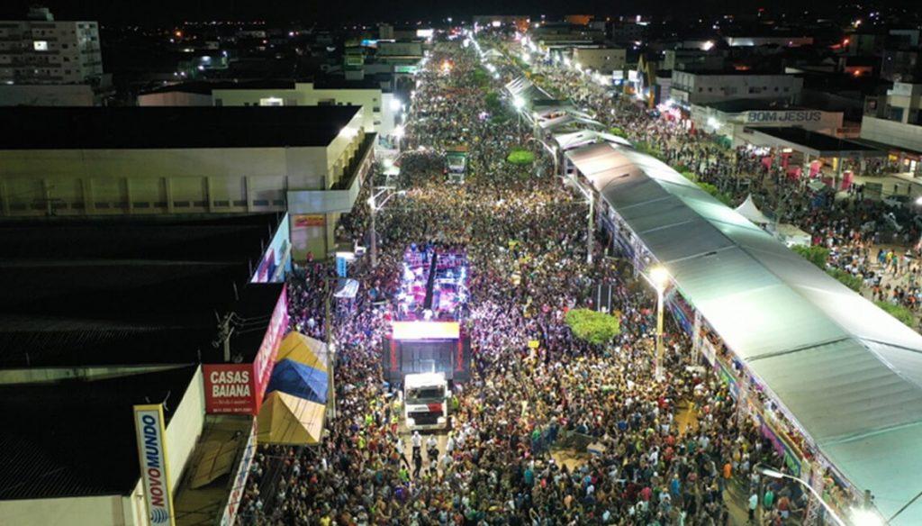 Carnaval por contos