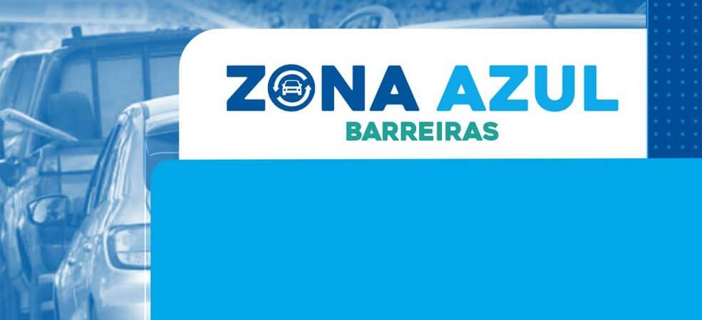Zona Azul em Barreiras