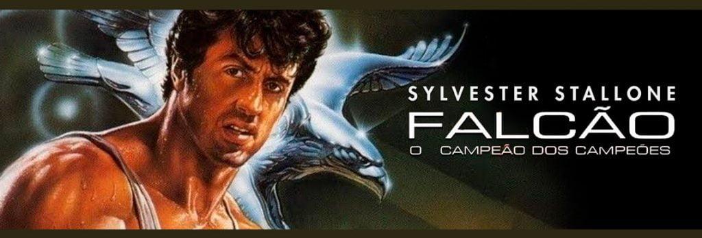 Falcão - O Campeão dos Campeões' com Sylvester Stallone