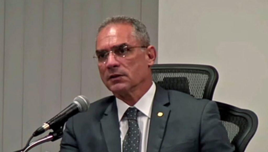 Secretário de Segurança Pública da Bahia