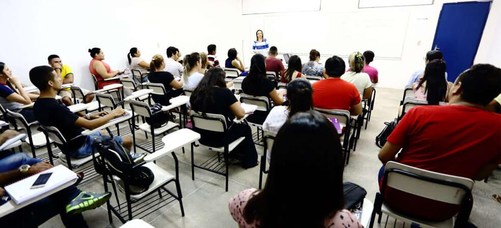Retorno das aulas presenciais