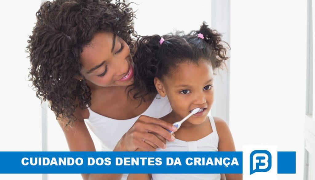 Saúde bucal infantil