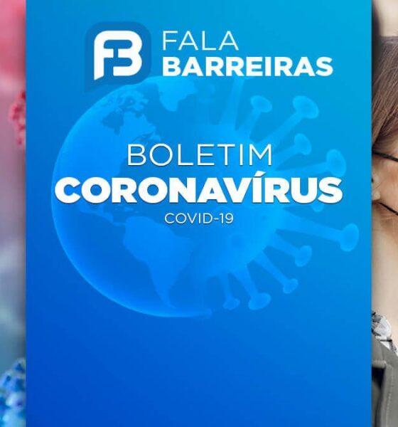 COVID-19 em Barreiras