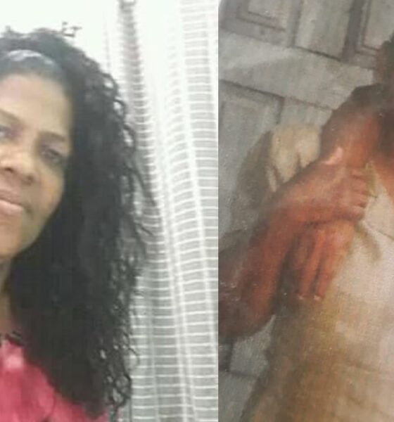 Filha procura por pai e irmã desaparecidos. Você pode ajudar?