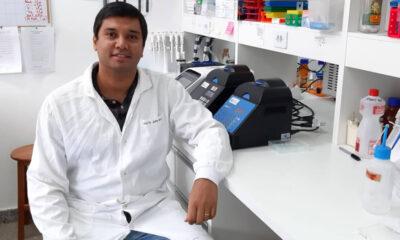 Nova Variante Genética de Coronavírus
