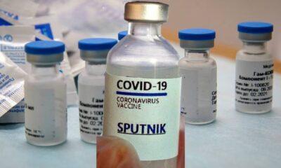 Vacina Russa Sputnik V
