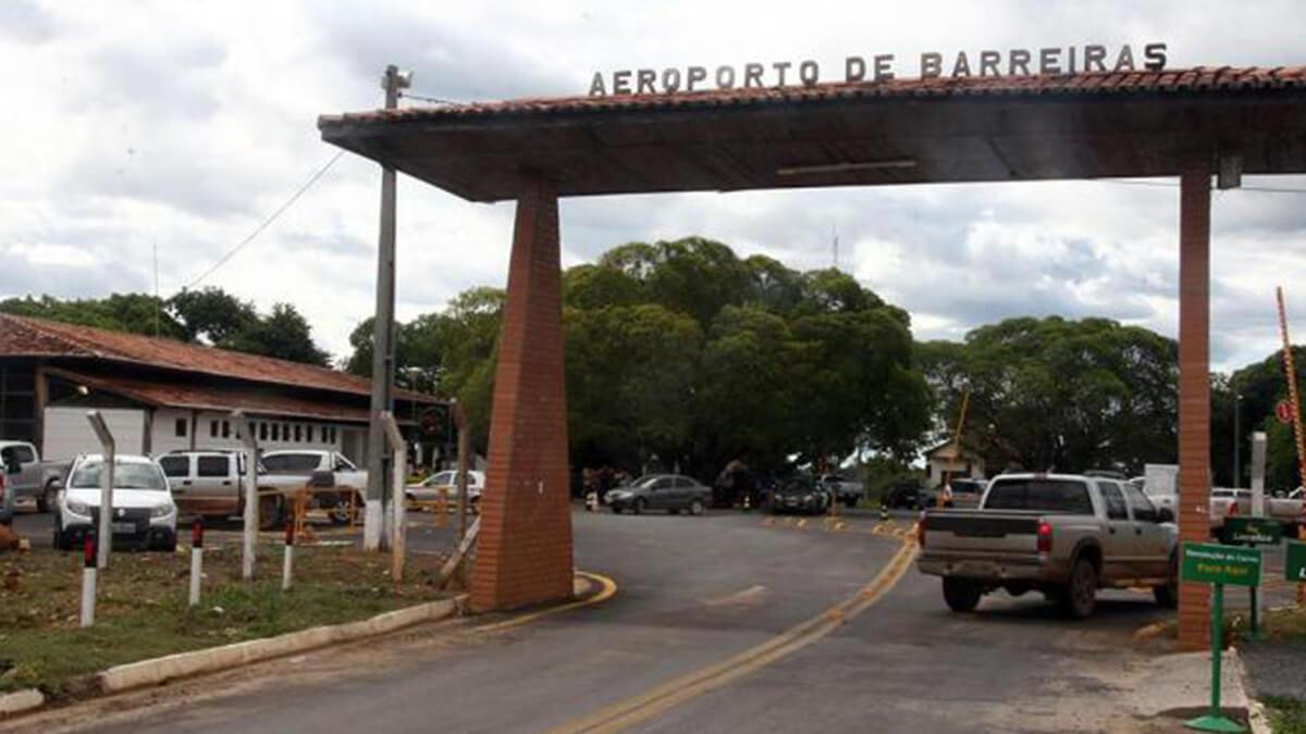 Aeroporto de Barreiras