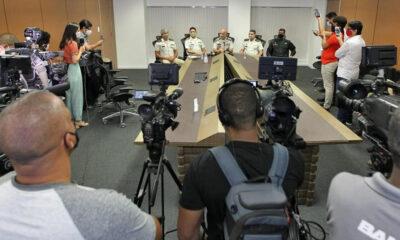 Polícia Militar da Bahia esclarece sobre a contenção de policial em Salvador