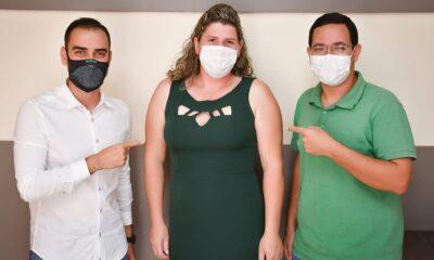 A enfermeira Maria Gabriela Izoton Botion é a nova secretária de Saúde de Luís Eduardo Magalhães
