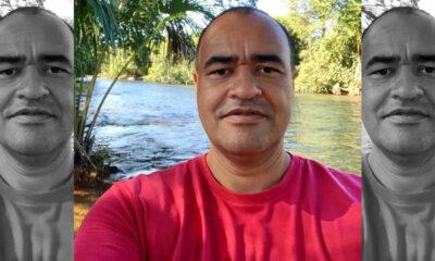 Nota de pesar pelo falecimento do senhor João Fernandes de Souza