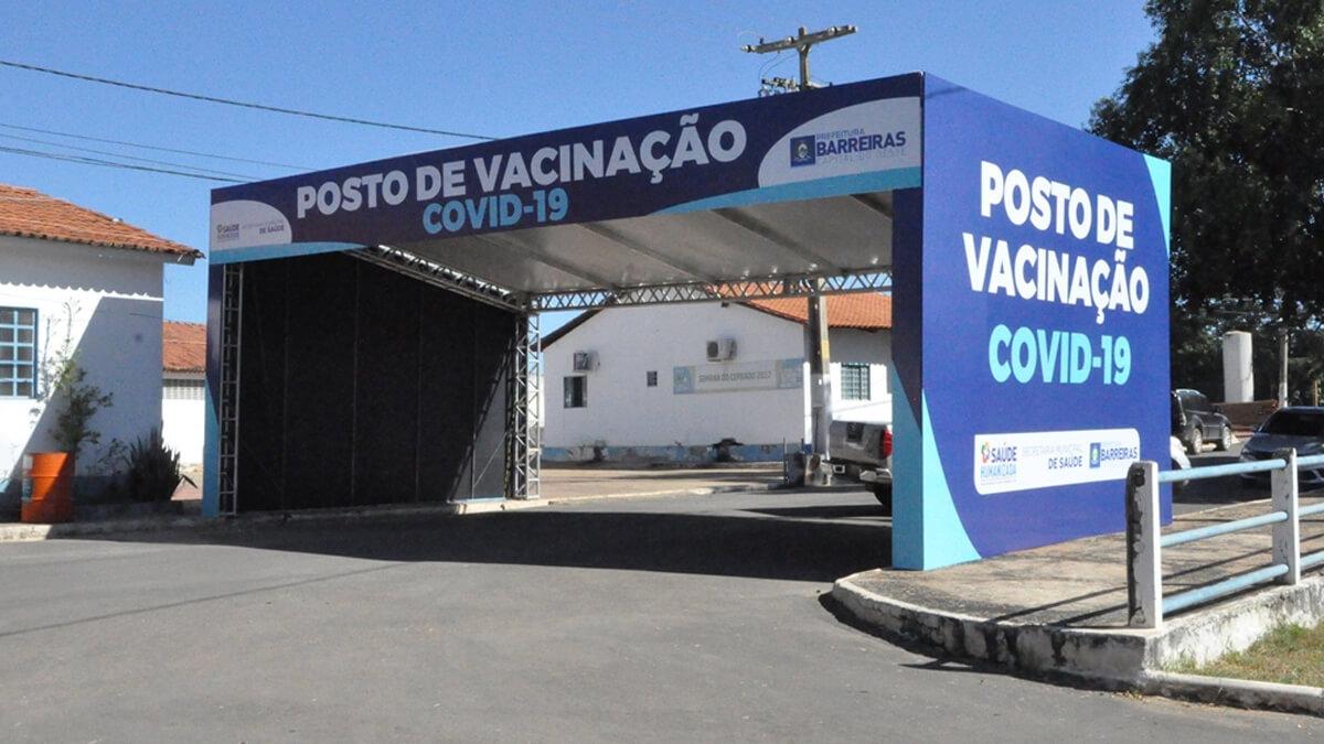 Posto de Vacinação Covid-19