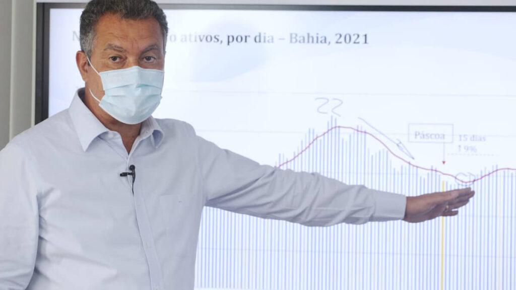 Rui Costa lembra que a população também precisa colaborar para reduzir os casos de COVID-19 na Região Oeste