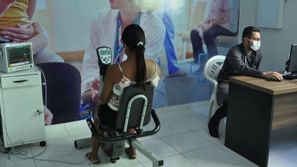 Centro de Referência COVID-19 de Barreiras atende pessoas infectadas ou com sequelas da doença