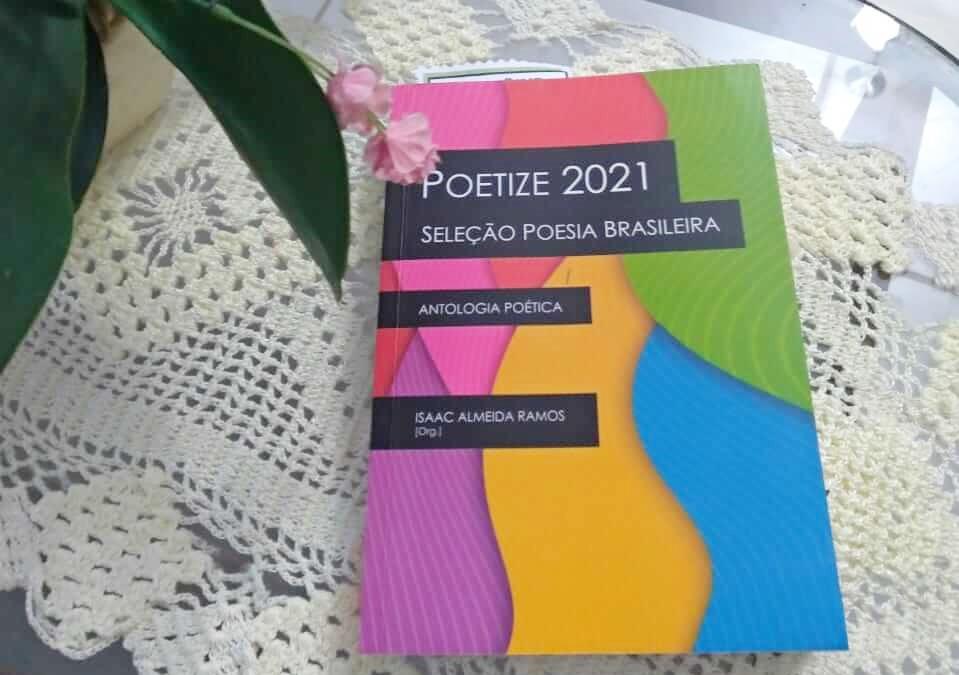 Poema de Pedagoga de Formosa do Rio Preto é publicado em livro nacional de Poesia